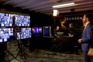 Interactieve Zoom Sessie Livestream Service