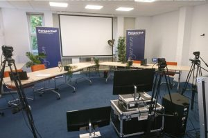 digitale online vergadering